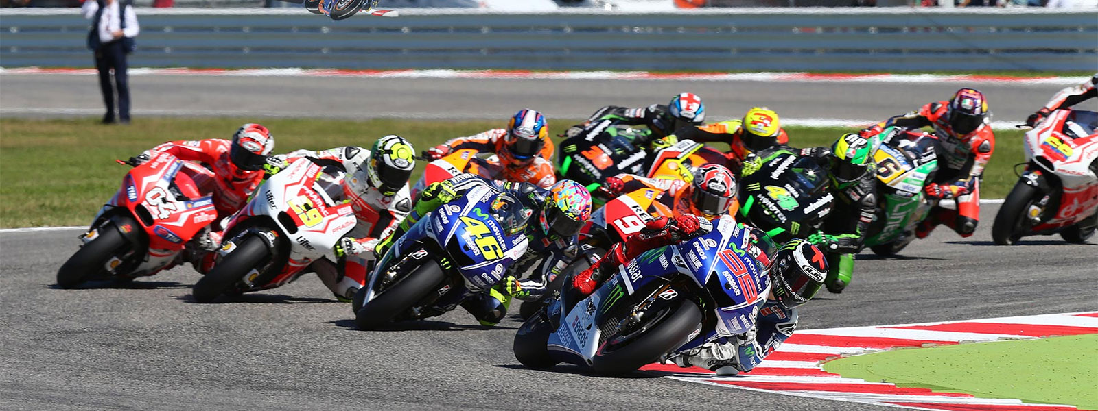 Moto GP and seaside offer
